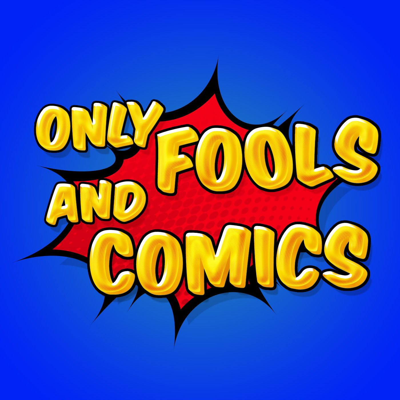 Only Fools and Comics